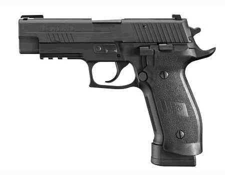 SIG-SAUER-P226-TacOps-Full-Size-9x19 pistol