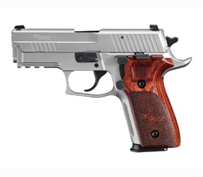 SIG-SAUER-P229-Stainless-Elite-Compact-40-S&W pistol