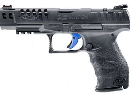 Walther Q5 Match 9x19 pistol